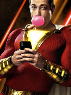 Shazam 6 Güç Filmi Full İzle