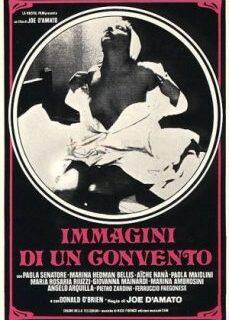 Immagini di un convento 1979 İtalyan Erotik Filmi İzle reklamsız izle