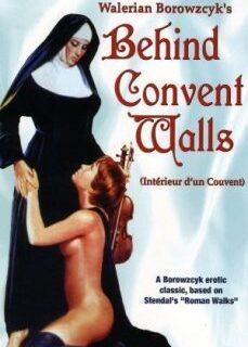 Behind Convent Walls (Rahibeli Erotik Film) +18 İzle hd izle