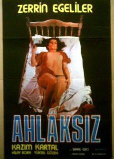 Ahlaksız 1978 Zerrin Egeliler Filmi İzle full izle