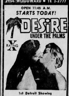 Desire Under the Palms 1968 full izle