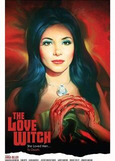 The Love Witch 2016 Amerikan Erotik Filmi Full hd izle