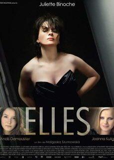 Paris'li Sex Kızları Filmi Elles hd izle